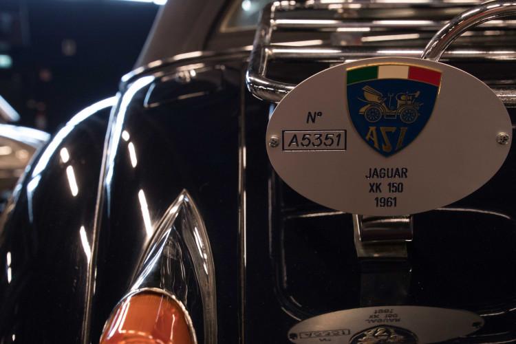 1961 Jaguar XK150 DHC 13