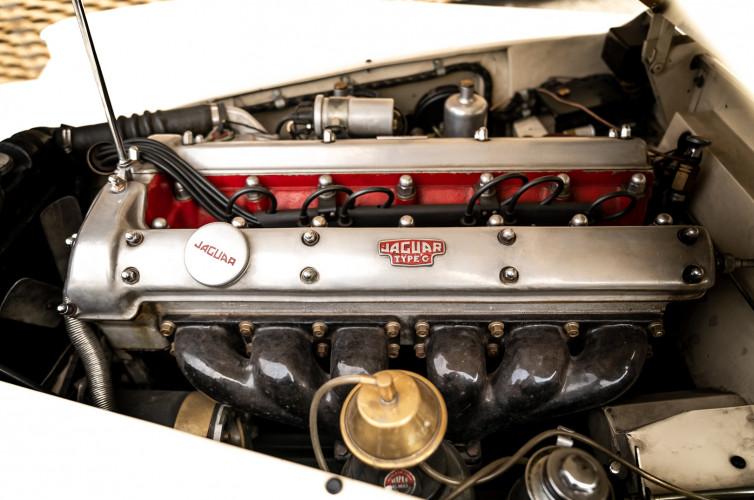 1955 Jaguar XK140 FHC SE 34