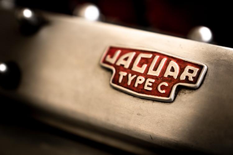 1955 Jaguar XK140 FHC SE 35