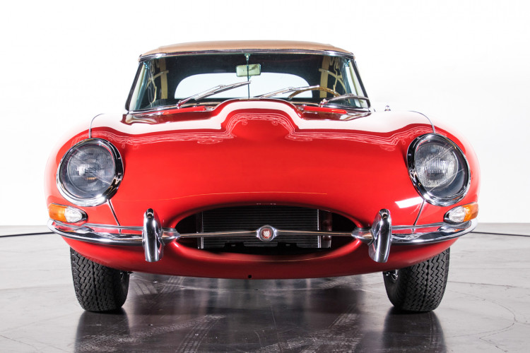 1962 Jaguar E-Type 3.8 Convertible 1° Serie 7