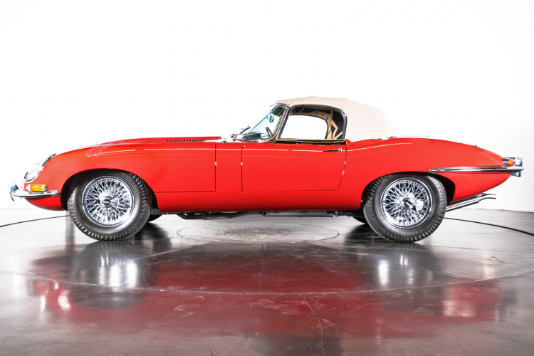 1962 Jaguar E-Type 3.8 Convertible 1° Serie 1