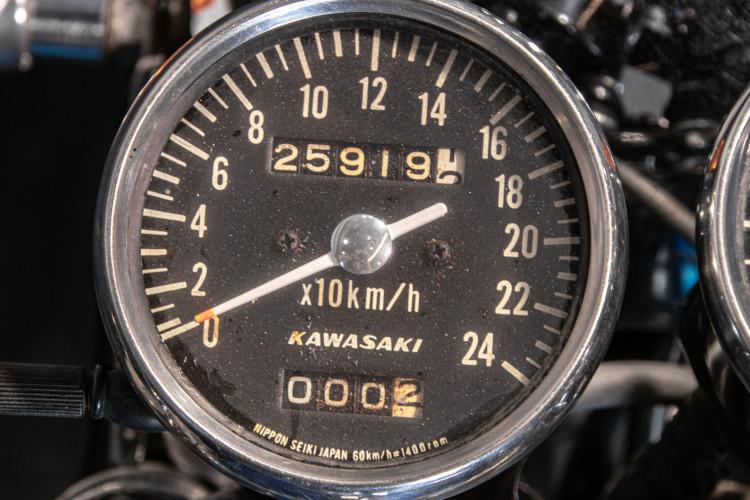 1971 Kawasaki H1A 500 19