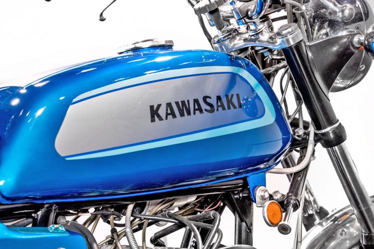 1971 Kawasaki 500 Mach III 15