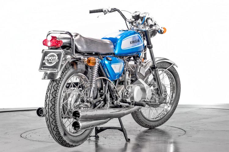1971 Kawasaki 500 Mach III 5