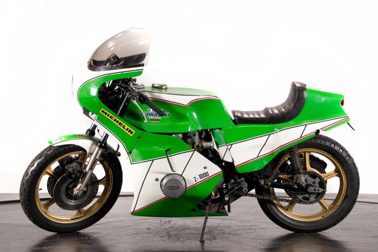 1977 Kawasaki KZ 1000 T00A 0