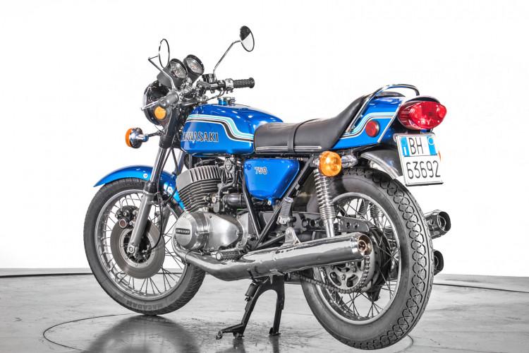 1972 KAWASAKI 750 MACH IV 7