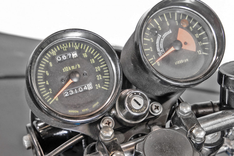 1972 KAWASAKI 750 MACH IV 12