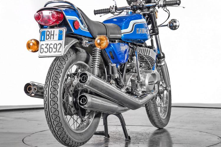 1972 KAWASAKI 750 MACH IV 5