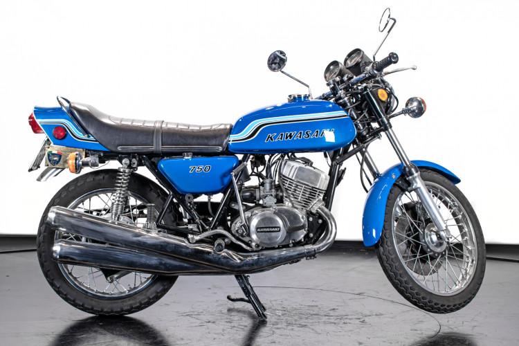 1972 Kawasaki H2 Mach 750 1