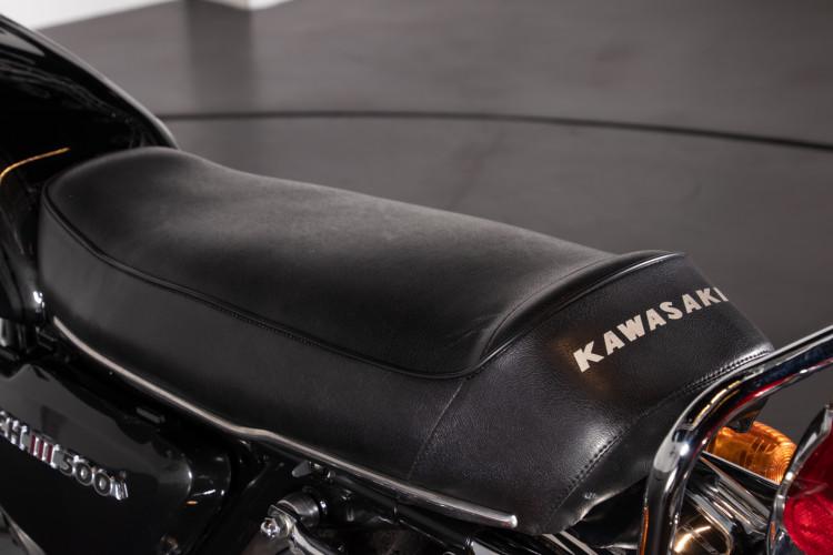 1970 Kawasaki 500 H1 6