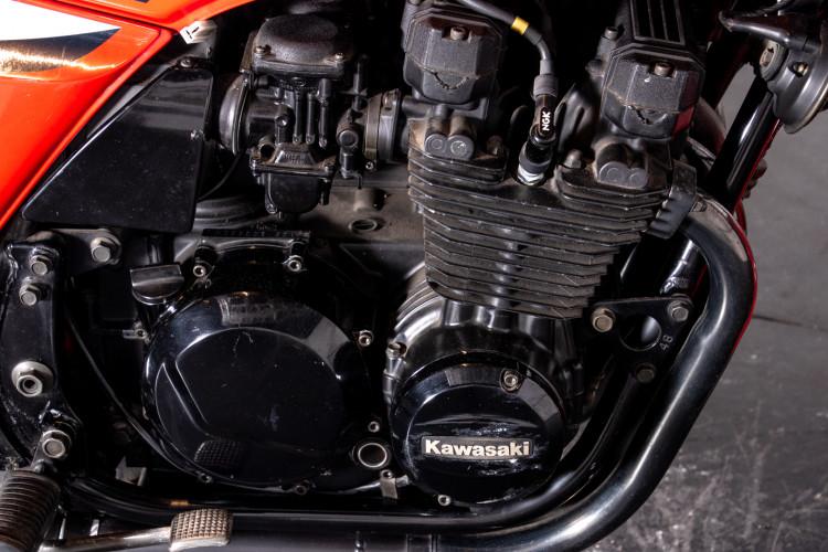1983 Kawasaki KZ 550 21