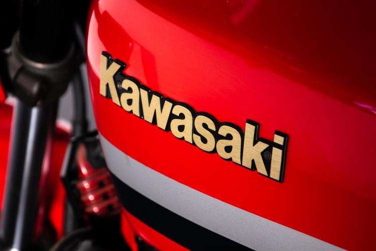1983 Kawasaki KZ 550 12