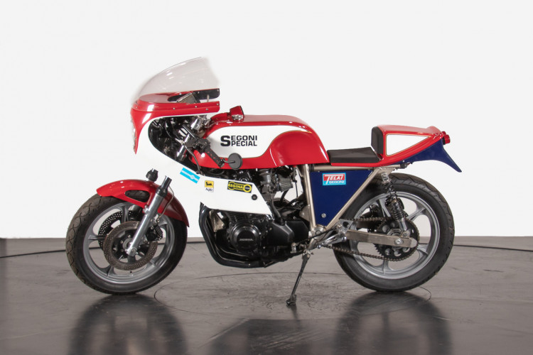 1984 Kawasaki Segoni 750 0