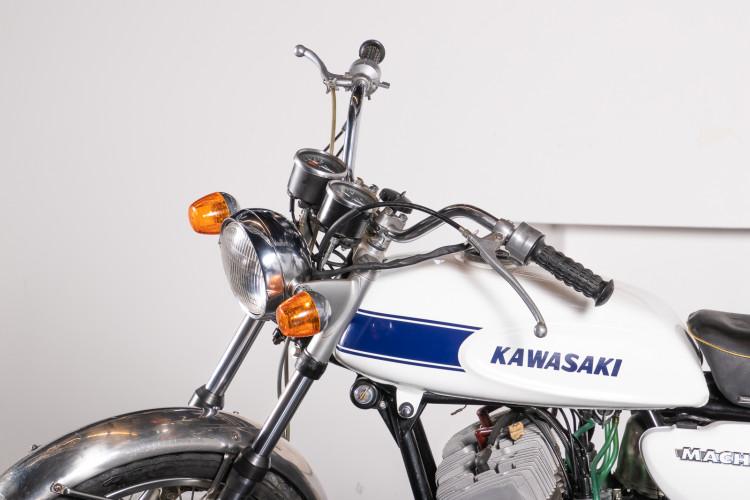 1969 Kawasaki 500 H1 MACH III 11