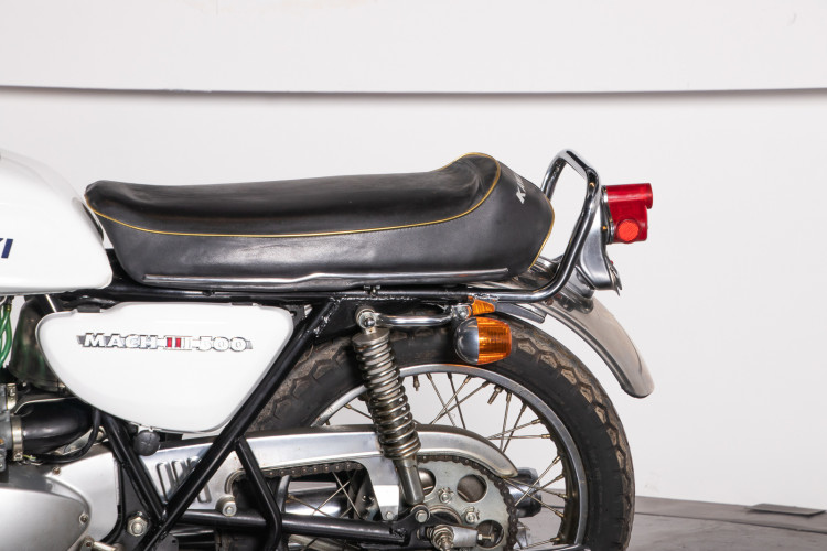 1969 Kawasaki 500 H1 MACH III 10
