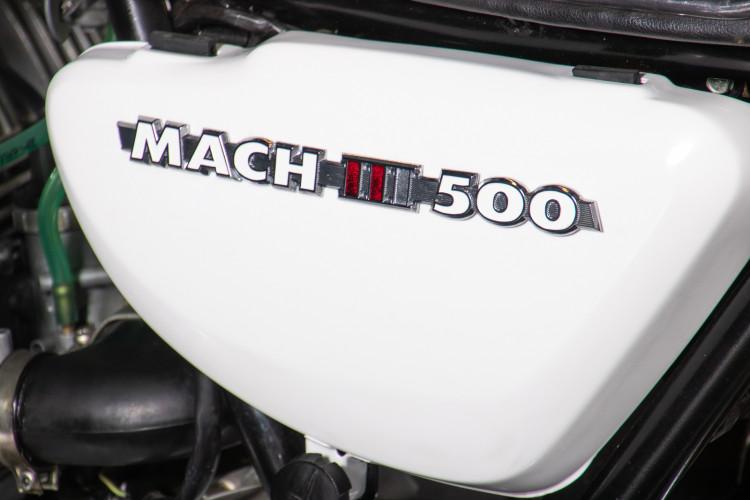 1969 Kawasaki 500 H1 MACH III 15