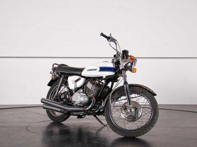 1969 Kawasaki 500 H1 MACH III 1