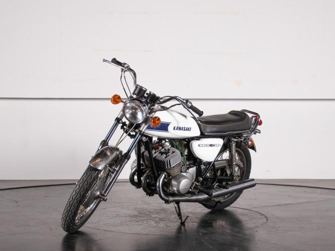 1969 Kawasaki 500 H1 MACH III 5