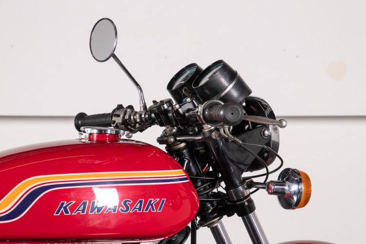 1972 Kawasaki S2 350 9