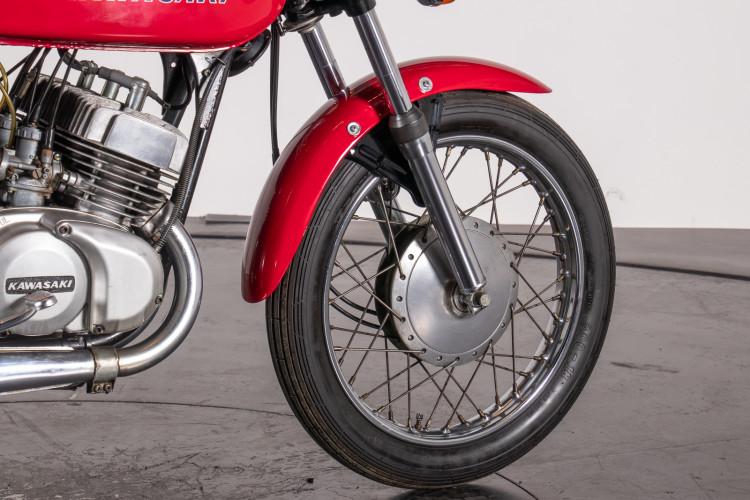 1972 Kawasaki S2 350 10