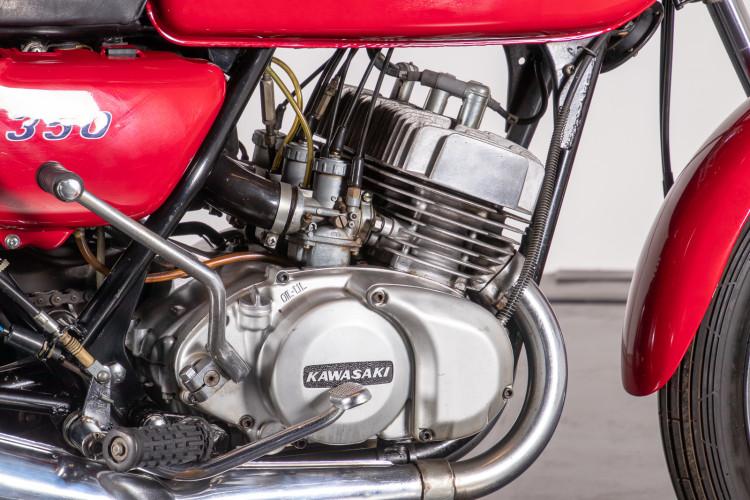 1972 Kawasaki S2 350 11