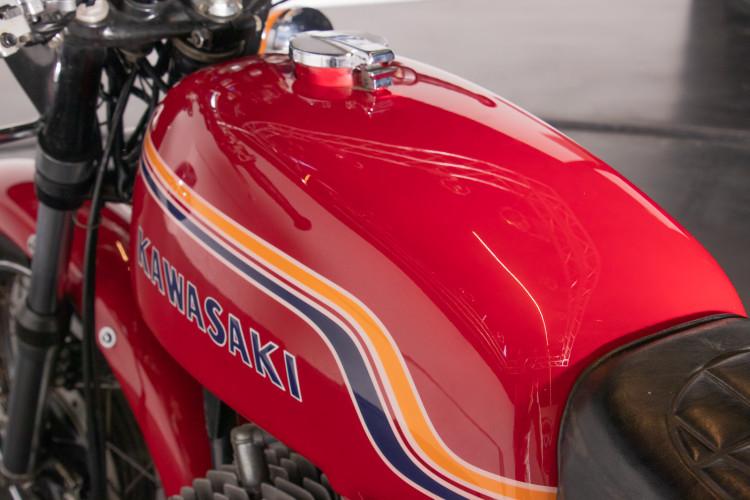 1972 Kawasaki S2 350 18