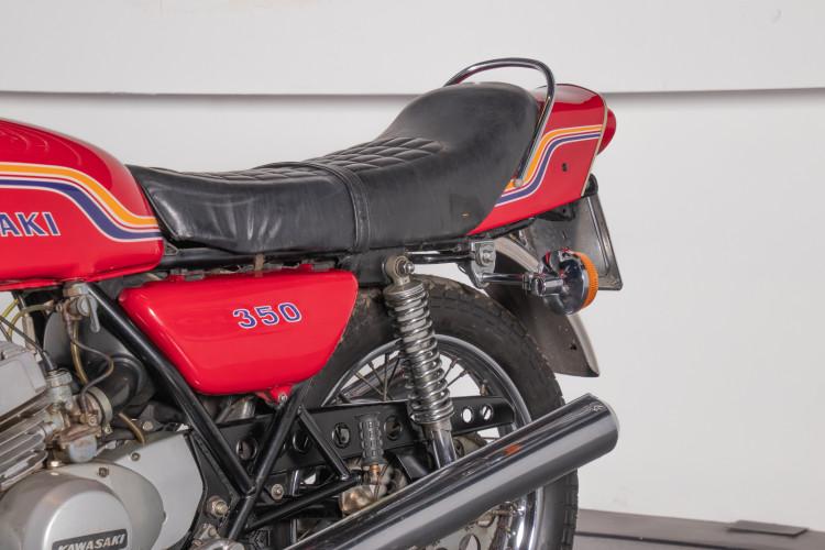 1972 Kawasaki S2 350 23