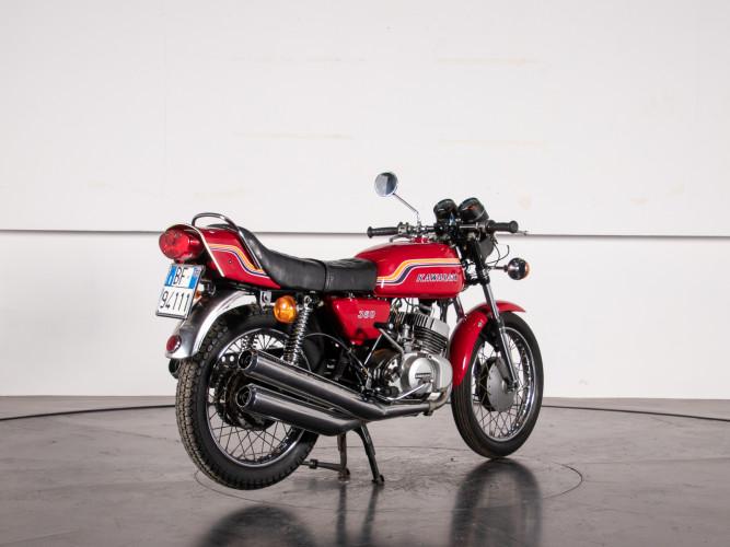 1972 Kawasaki S2 350 3