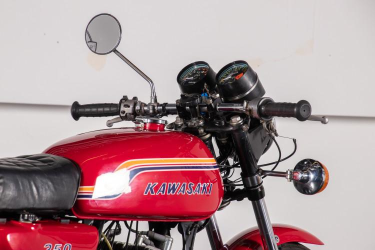 1972 Kawasaki S2 350 8