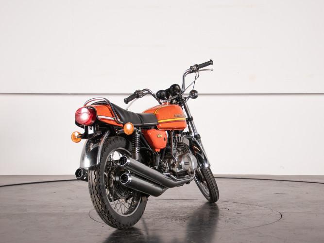 1972 Kawasaki 250 0
