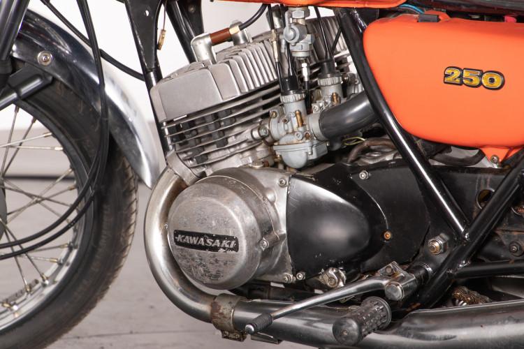 1972 Kawasaki 250 19