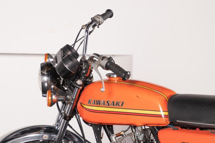 1972 Kawasaki 250 21