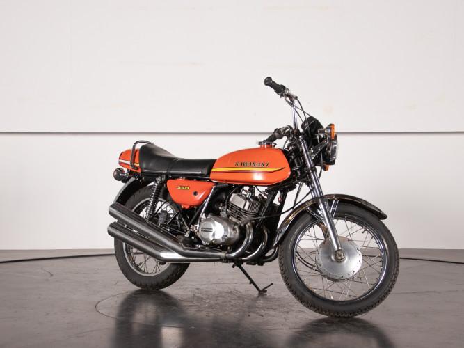 1972 Kawasaki 250 5