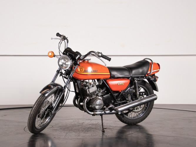 1972 Kawasaki 250 4