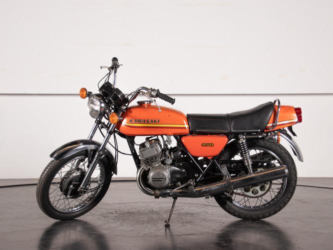 1972 Kawasaki 250 7