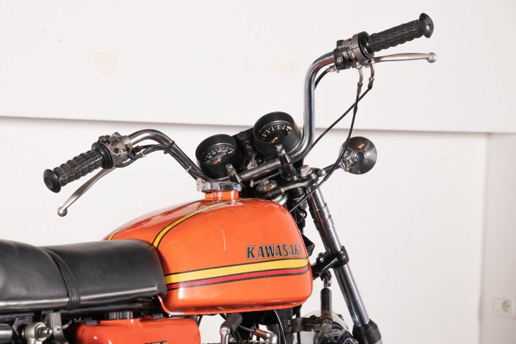 1972 Kawasaki 250 8