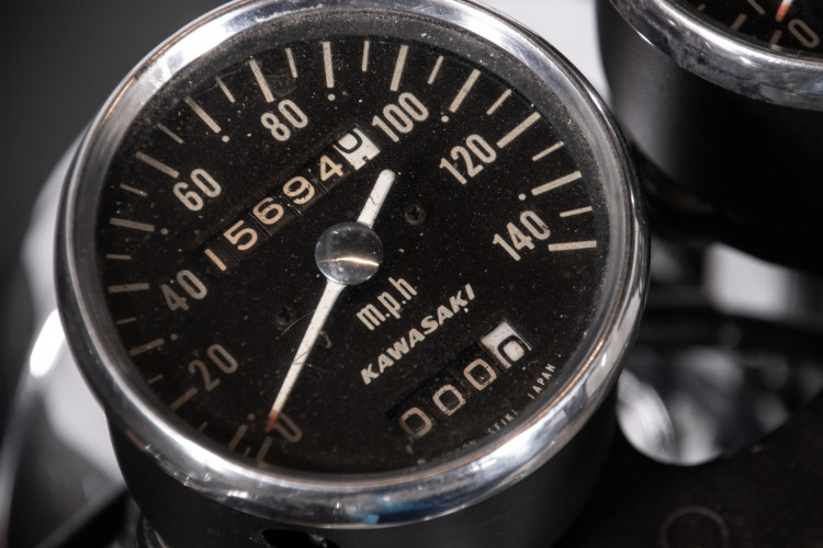 1971 Kawasaki 500 H1A 12