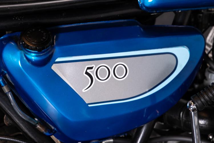 1971 Kawasaki 500 H1A 18