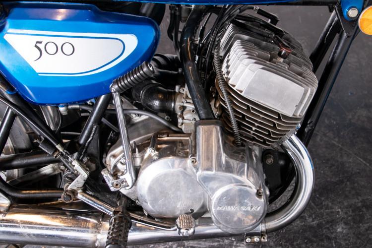 1971 Kawasaki 500 H1A 17