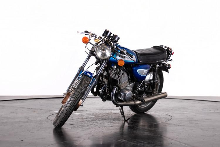 1971 Kawasaki 500 H1A 0