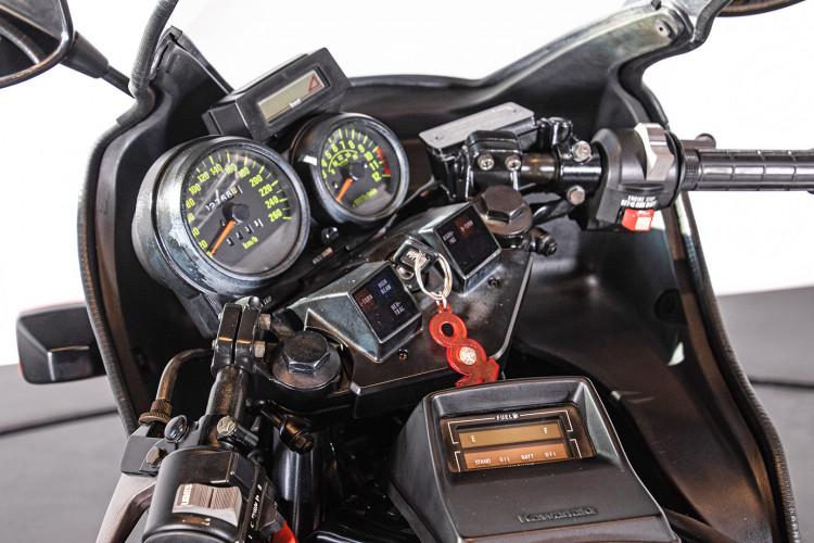 1984 Kawasaki ZX 750 E 17