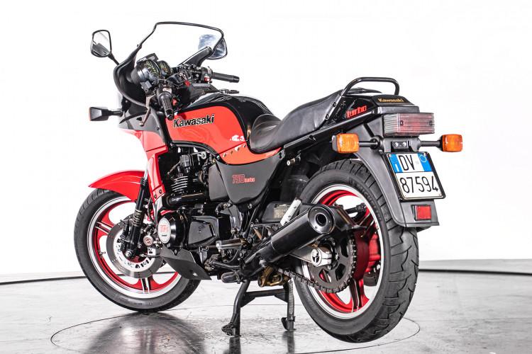 1984 Kawasaki ZX 750 E 1