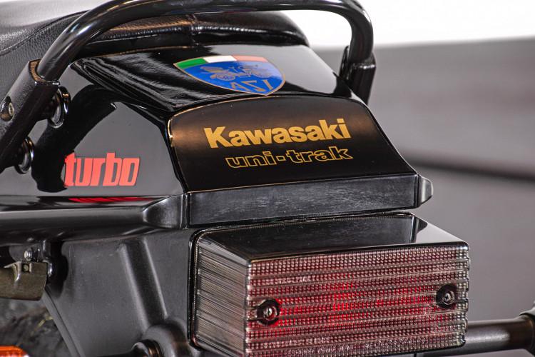 1984 Kawasaki ZX 750 E 13