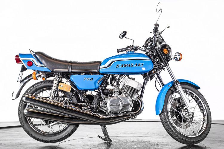 1972 Kawasaki H2 4