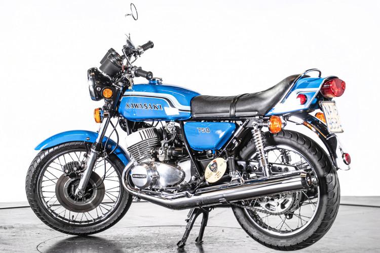 1972 Kawasaki H2 1