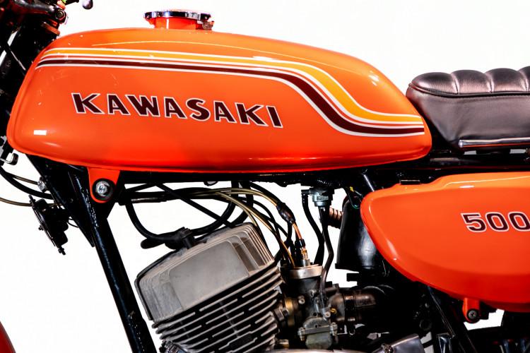 1972 KAWASAKI 500 H1B 9
