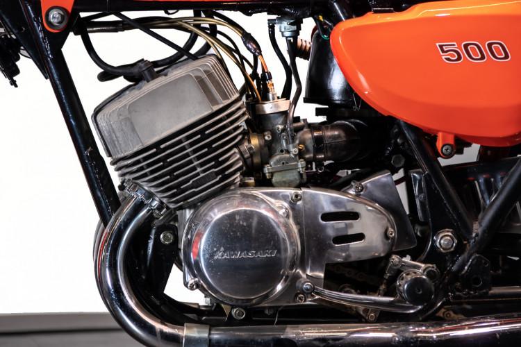 1972 KAWASAKI 500 H1B 11