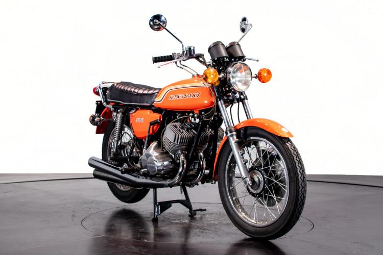 1972 KAWASAKI 500 H1B 10