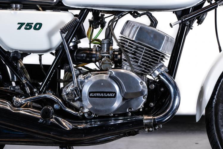 1972 Kawasaki 750 22