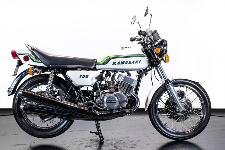 1972 Kawasaki 750 1